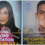 Ilaria Teolis e Massimo Colantoni intervista