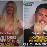 Katia Fanelli e Vittorio Collina Intervista uomini e donne magazine