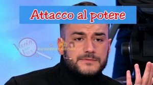 Lorenzo Riccardi attaccato