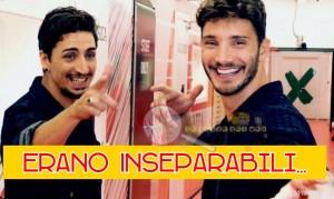 Marcello Sacchetta e Stefano De Martino