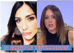 Raffaella Mennoia e Teresa Cilia