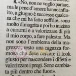 Giulia Salemi risposta
