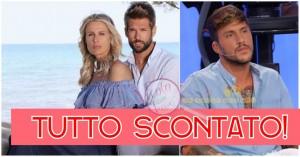 Sabrina e Nicola Temptation Island  e Giulio Raselli