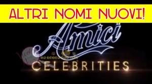 amici celebrities cast
