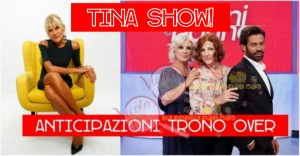 anticipazioni over Tina Cipollari