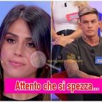 Alessandro Basciano e Giulia Quattrociocche