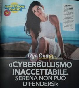 Elga enardu intervista magazine uomini e donne