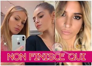 Erica Piamonte contro Taylor Mega e Giorgia Caldarulo