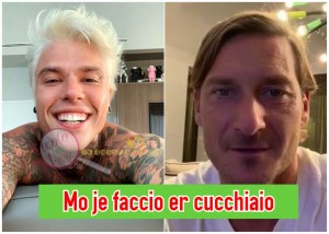 Fedez e Totti Celebrity Hunted