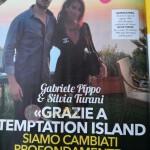 Gabriele Pippo e Silvia turani