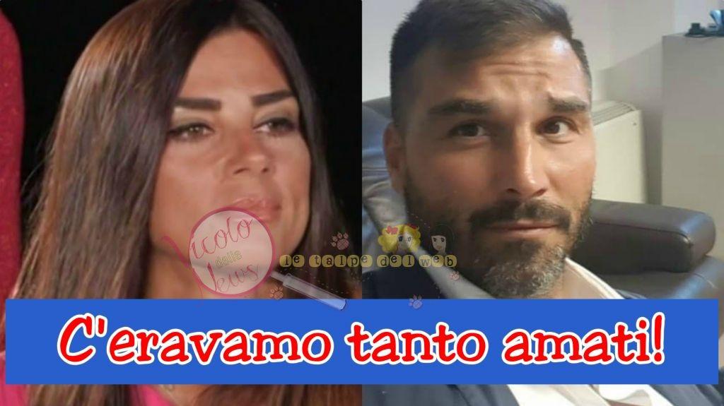 Giovanni Conversano e Serena Enardu