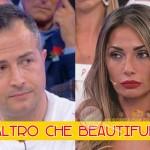 Ida platano e Riccardo Guarnieri uomini e donne 1
