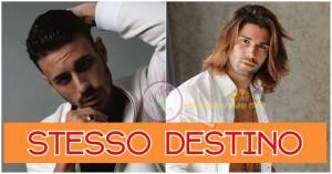 Mattia Marciano e Luca Onestini