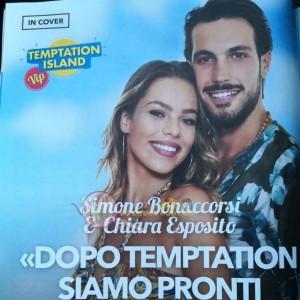 Simone Bonaccorsi e Chiara Esposito intervista
