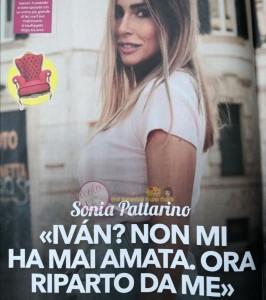 Sonia Pattarino intervista