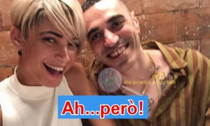elodie e marracash foto