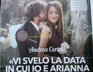 Andrea Cerioli e Arianna Cirrincione intervista