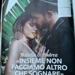 Andrea Zelletta e Natalia Paragoni intervista Magazine