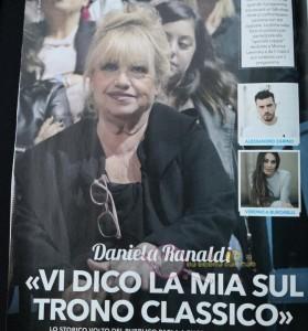 Daniela Rinaldi intervista uomini e donne