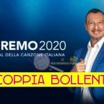 Sanremo 2020 coppia