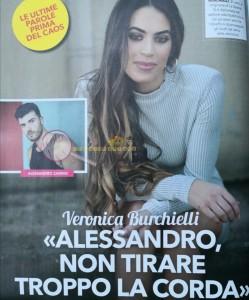 Veronica Burchielli intervista