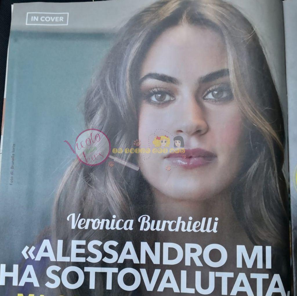 Veronica Burchielli intervista uomini e donne