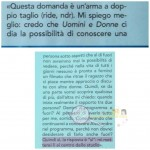 Veronica Burchielli risposta 1