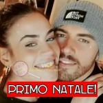 Alessandro Zarino e Veronica Burchiello natale