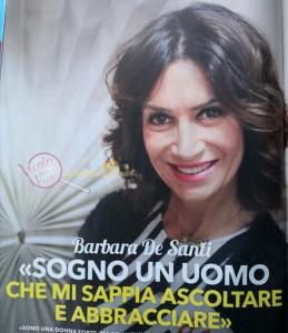 Barbara de santi intervista