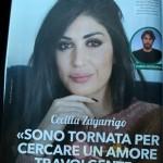 Cecilia Zagarrigo intervista