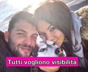 Jessica Battistello e Andrea Filomena