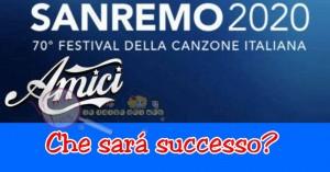 Sanremo 2020 e amici