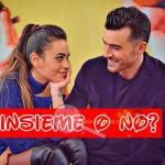 Veronica Burchielli e Alessandro zarino insieme