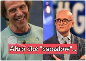 Antonio zequila e Alfonso Signorini