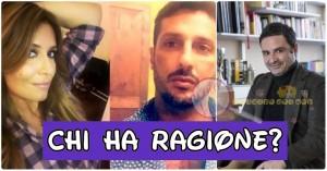 Fabrizio Corona e Alberto Dandolo
