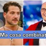 Matteo alessandrini e Alfonso Signorini