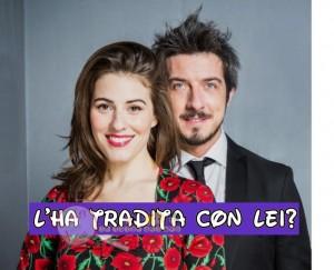 Paolo Ruffini e Diana del Bufalo tradimento