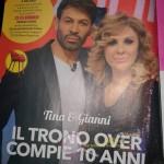 Tina Cipollari Trono Over