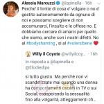 Alessia Marcuzzi difende Elodie 1