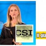 Alessia Marcuzzi il giallo