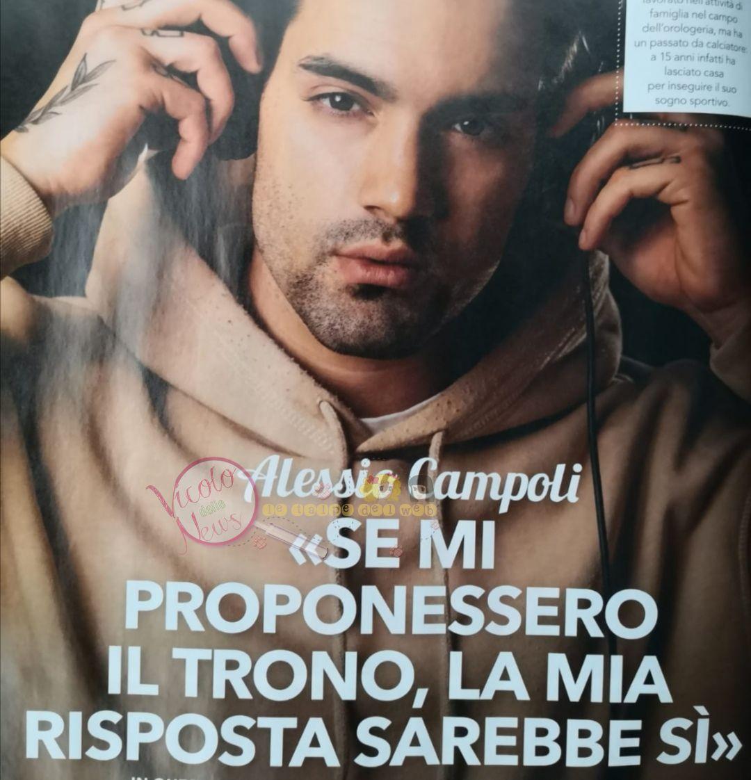 Alessio Campoli intervista
