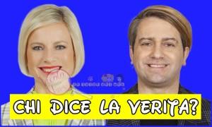 Antonella Elia e Patrick Ray Pugliese