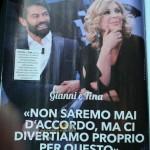 Gianni Sperti e Tina Cipollari intervista