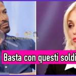 Gianni Sperti vs Paola Barale