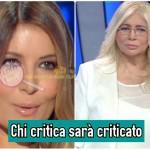 Mara Venier e selvaggia Lucarelli