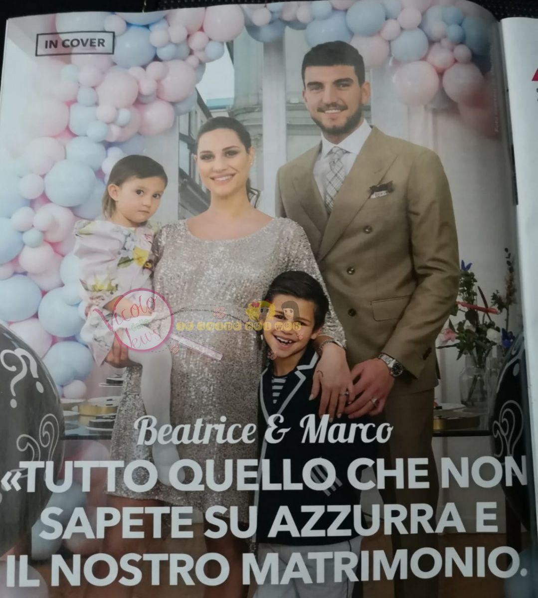 Marco Fantini e Beatrice Valli intervista uomini e donne