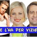 Patrick Ray Pugliese Antonella Elia Achille Lauro