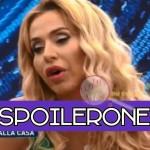 Valeria Marini grande Fratello vip