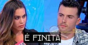 Alessandro Zarino e Veronica Burchielli finita