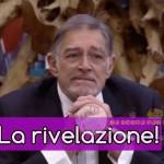 Fabio Testi rivelazione gfvip